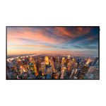 "Samsung DM82D Digital signage flat panel 82"" LED Full HD Wi-Fi Black"
