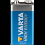 MicroBattery MBR9V/6LR61 industrial rechargeable battery Alkaline 200 mAh 9 V