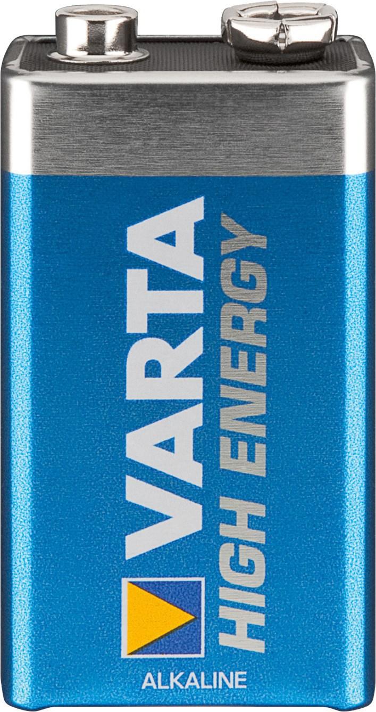 Varta Alkaline Mang 9V Block 200 mAh