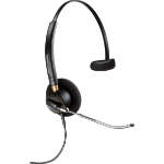 Plantronics ENCOREPRO HW510V Monaural Head-band Black headset