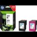 HP Pack de ahorro de 2 cartuchos de tinta original 301 negro/Tri-color