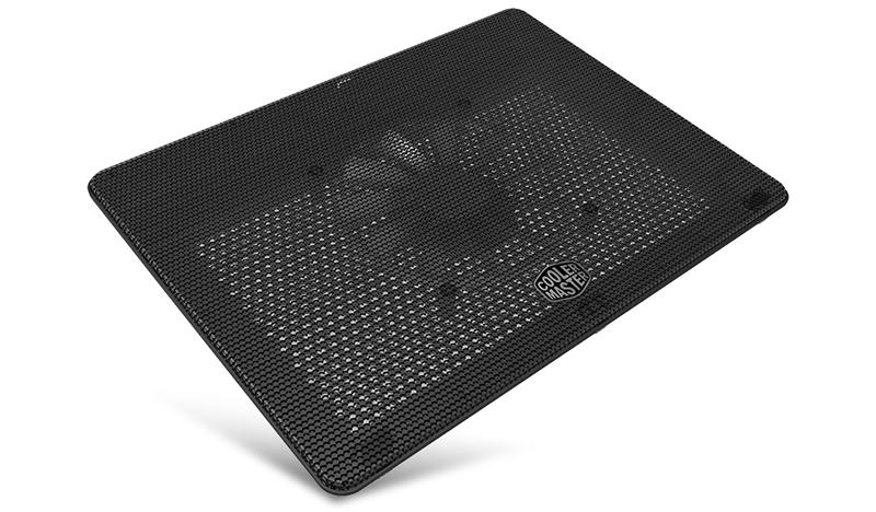 "Cooler Master NotePal L2 notebook cooling pad 43.2 cm (17"") 1400 RPM Black"