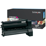 Lexmark C780H2MG Toner magenta, 10K pages @ 5% coverage