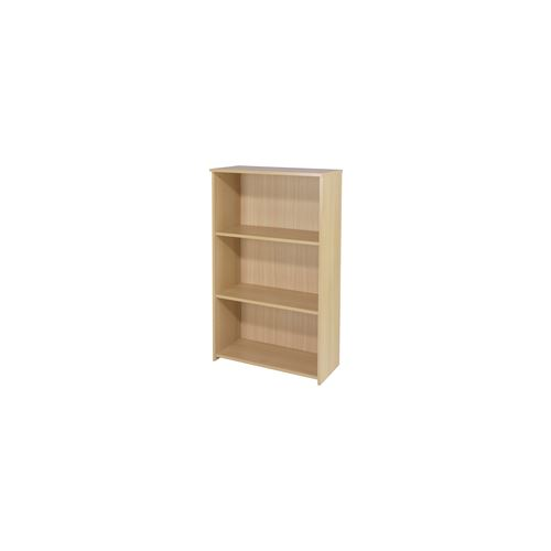 FF Serrion 1200mm Medium Bookcase Oak