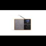 Philips TAR5505/10 radio Portable Digital Black, Grey, Wood