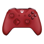 Microsoft Xbox Wireless Controller Red Bluetooth Gamepad Digital Xbox, Xbox One, Xbox One S
