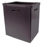 Rexel Small Waste Bin for Mercury 50L paper shredder accessory