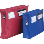 Versapak Mailing Pouch With Gusset 355 X 250 X 75mm Blue