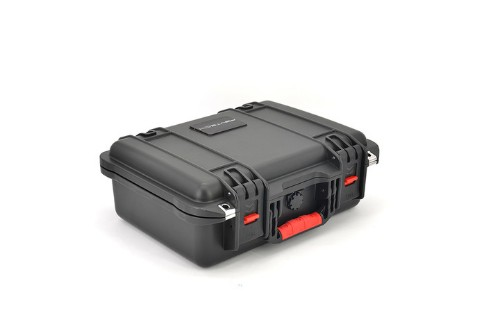 DJI CP.QT.00000105.01 Hardcase Black Polypropylene camera drone case