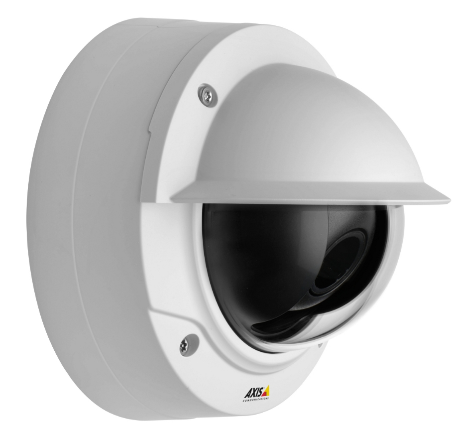 Axis P3224-VE Mk II IP Outdoor Dome White