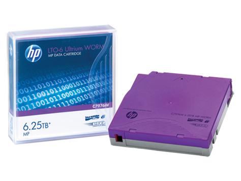 Hewlett Packard Enterprise C7976W blank data tape LTO 1.27 cm