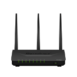 Synology RT1900AC Dual-band (2.4 GHz / 5 GHz) Black wireless router