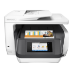 HP OfficeJet Pro 8730 AiO 2400 x 1200DPI Thermal Inkjet A4 24ppm Wi-Fi Grey multifunctional