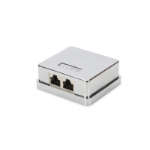 Digitus DN-93711 RJ-45 Silver outlet box