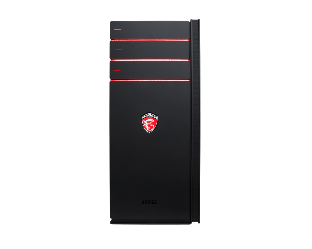 MSI Codex -003EU 3.4GHz i7-6700 Desktop Black,Red PC