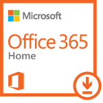 Microsoft Office 365 Home Premium 5 license(s) 1 year(s) Multilingual
