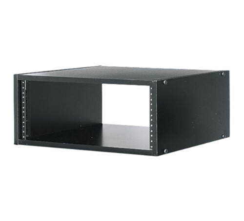 Middle Atlantic Products RK4 rack cabinet 4U Freestanding rack Black