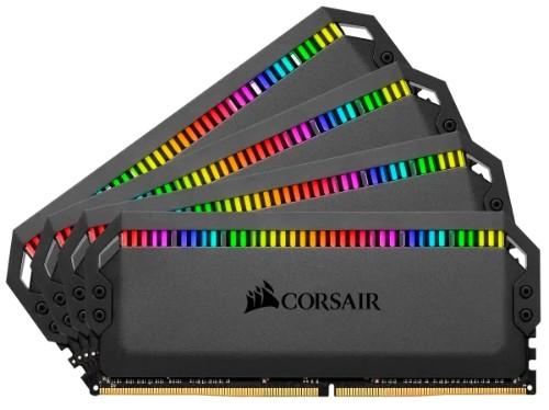 Corsair Dominator Platinum RGB memory module 32 GB DDR4 3200 MHz