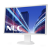 "NEC MultiSync E223W LED display 55,9 cm (22"") Plana Blanco"