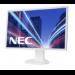 "NEC MultiSync E223W 55,9 cm (22"") 1680 x 1050 Pixeles LED Plana Blanco"