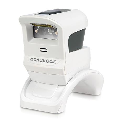 Datalogic GPS4400 Fixed bar code reader 2D Laser White