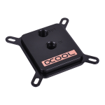 Alphacool NexXxoS XP³ Light - Acetal Edt Processor liquid cooling