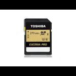 Toshiba EXCERIA PRO - N501 memory card 128 GB SDXC Class 3 UHS-II