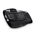 Logitech K350 keyboard RF Wireless QWERTY English Black