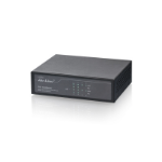 AirLive POE-FSH804ATI network switch Fast Ethernet (10/100) Black 1U Power over Ethernet (PoE)