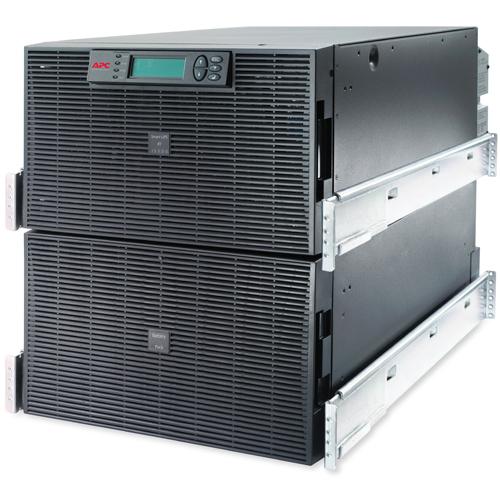 APC Smart-UPS On-Line uninterruptible power supply (UPS) 15000 VA 8 AC outlet(s) Double-conversion (Online)