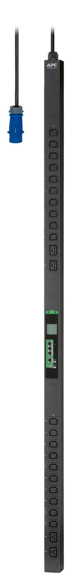 APC EPDU1116S unidad de distribución de energía (PDU) 0U Negro 24 salidas AC