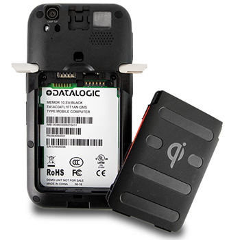 Datalogic 94ACC0191 accesorio para dispositivo de mano Batería Negro