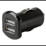 Scosche reVOLT dual Auto Black mobile device charger