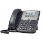 Cisco SPA 502G Handset met snoer LCD IP telefoon