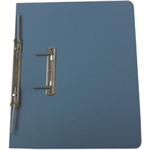 Rexel Jiffex Foolscap Transfer File With Pocket Blue (25)