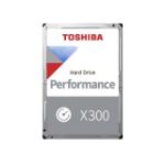 "Toshiba X300 3.5"" 6 GB Serial ATA III HDWR160EZSTA"