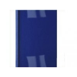 GBC LeatherGrain Thermal Binding Covers 4mm Royal Blue (100)