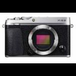 Fujifilm X -E3 MILC Body 24.3MP CMOS III 6000 x 4000pixels Black, Silver