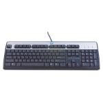 HP USB Standard Keyboard USB QWERTY US English