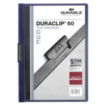 Durable DURACLIP A4 Blue