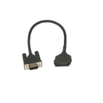 Datalogic 94A051022 Hirose DB-9 Black serial cable