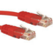 Videk 24 AWG Cat5e UTP RJ45 2m Cat5e U/UTP (UTP) Red networking cable