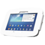 "Maclocks 910AGEW 10.1"" White tablet security enclosure"