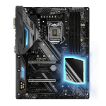 Asrock Z370 EXTREME4, Intel Z370, 1151, ATX, DDR4, XFire/SLI, VGA, DVI, HDMI, RGB Lighting
