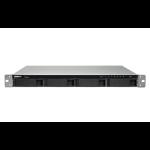 QNAP TS-463U NAS Rack (1U) Ethernet LAN Black