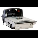 Honeywell Stratos 2421-105XD Built-in bar code reader 1D Laser Black, Stainless steel