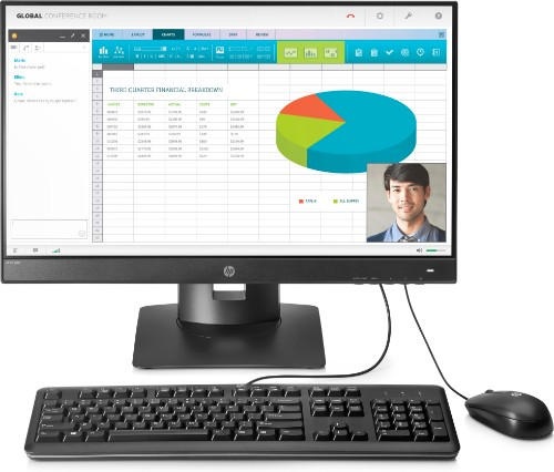 HP t310 G2 All-in-One Zero Client