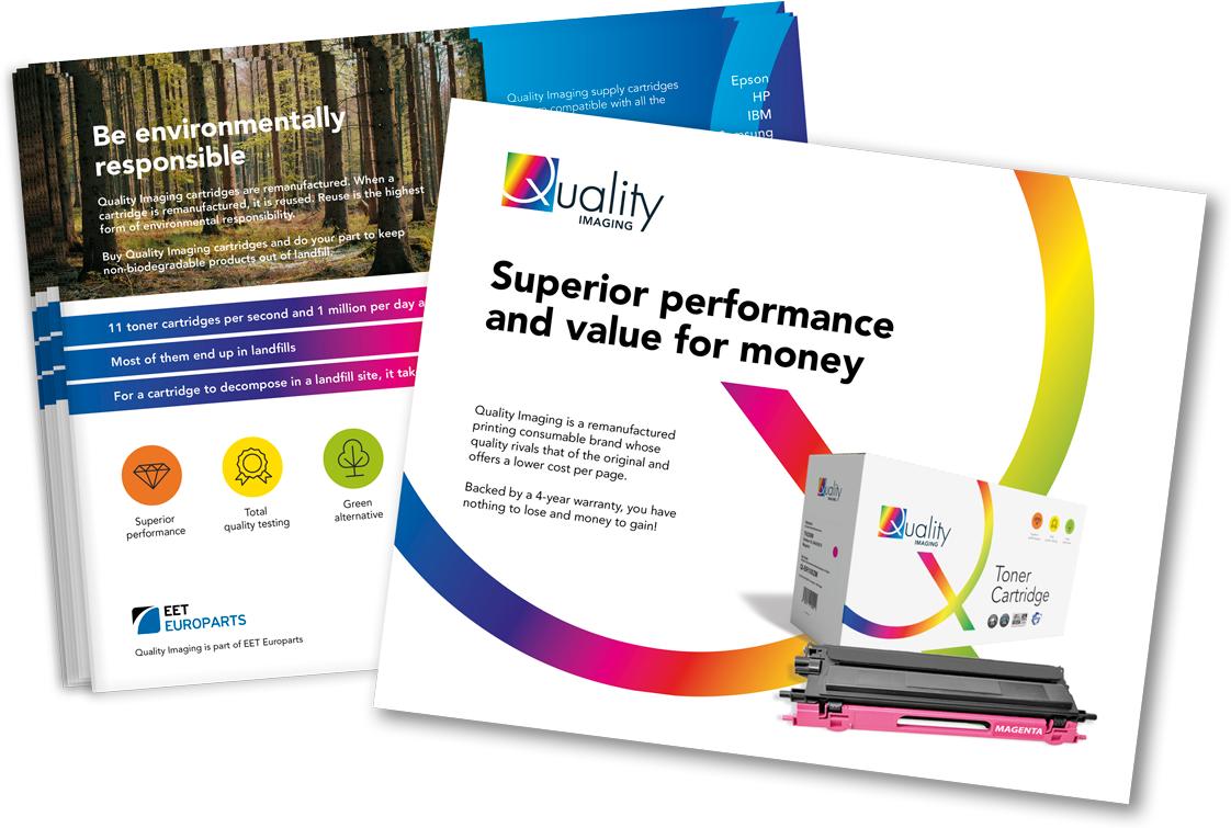 Publication Quality Imaging Folder