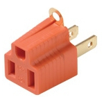 Steren 905-100 power plug adapter