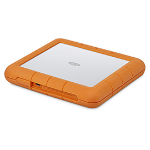 LaCie Rugged RAID Shuttle 8000 GB Orange